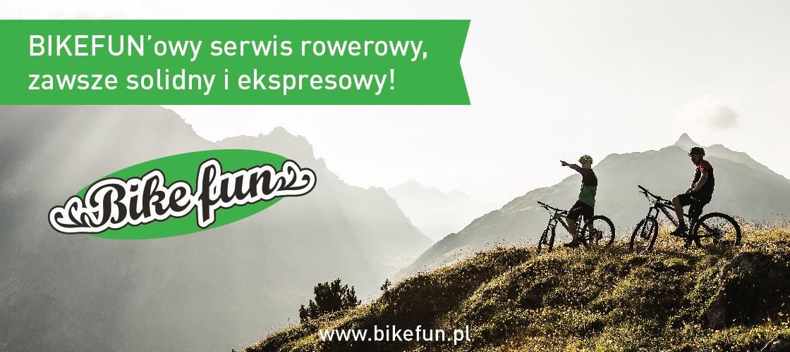 Serwis rowerowy BIKEFUN